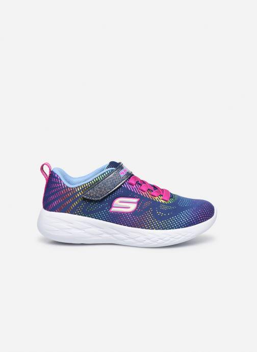 Baskets Skechers Go Run 600 Nvmt Multicolore vue derrière