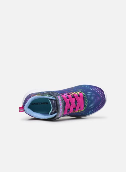 Baskets Skechers Go Run 600 Nvmt Multicolore vue gauche