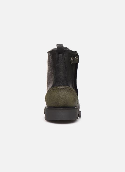 Boots en enkellaarsjes Bullboxer K84988E Zwart rechts