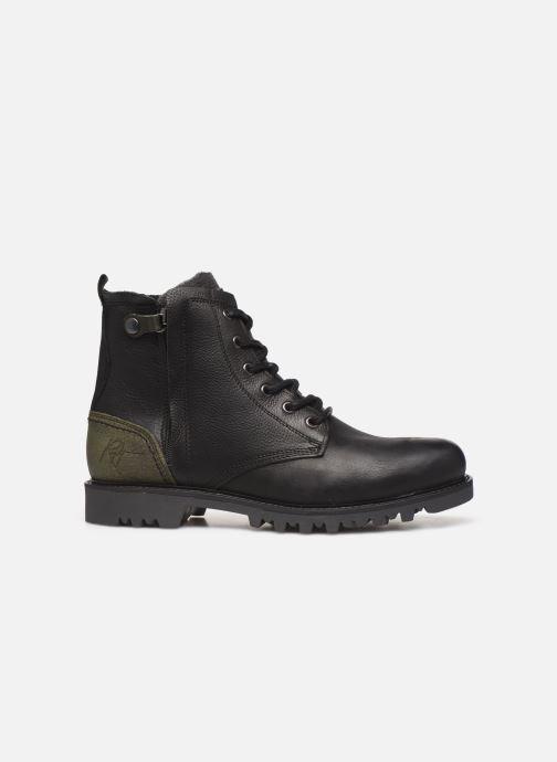 Boots en enkellaarsjes Bullboxer K84988E Zwart achterkant