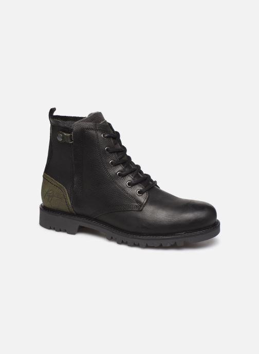 Boots en enkellaarsjes Bullboxer K84988E Zwart detail