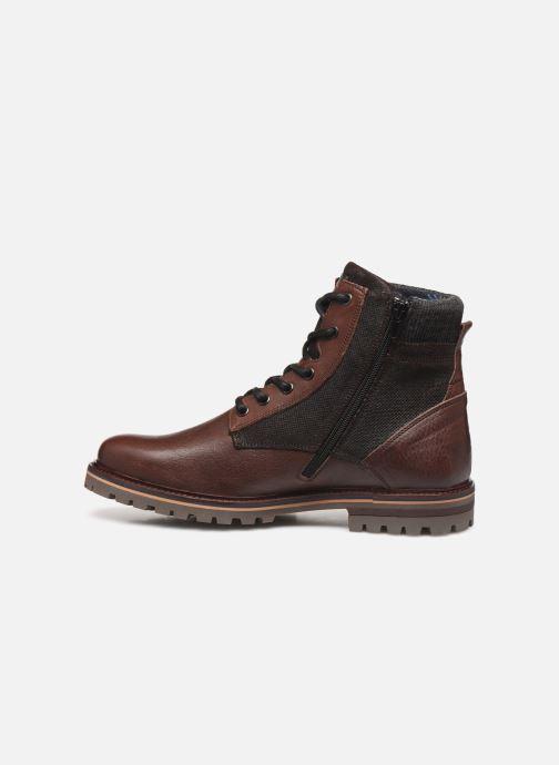 Boots en enkellaarsjes Bullboxer K85508E Bruin voorkant