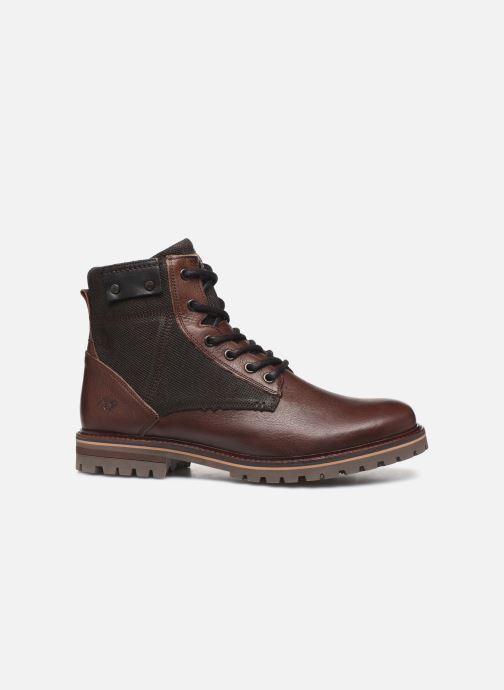 Boots en enkellaarsjes Bullboxer K85508E Bruin achterkant