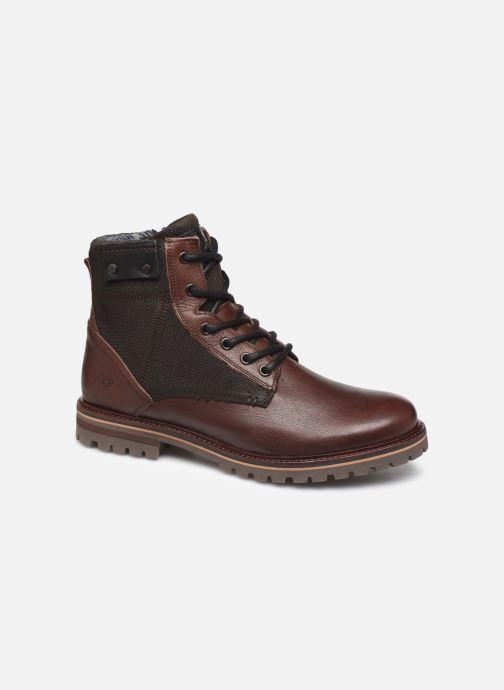 Boots en enkellaarsjes Bullboxer K85508E Bruin detail