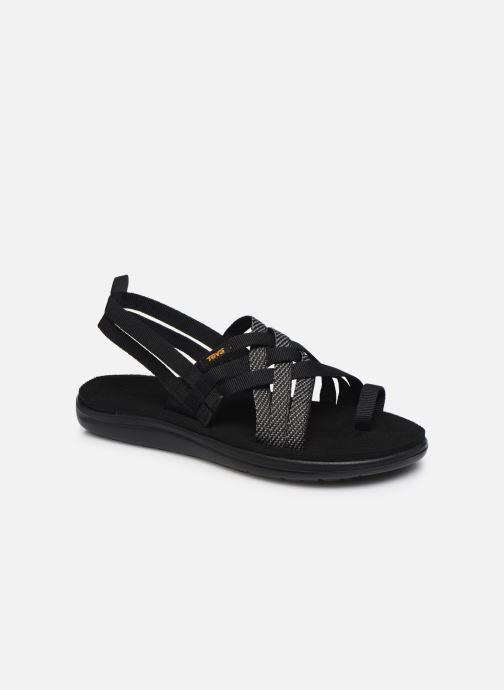 Sandali e scarpe aperte Teva Voya Strappy W Nero vedi dettaglio/paio