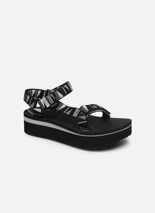 Sandali e scarpe aperte Teva Flatform Universal W Nero vedi dettaglio/paio