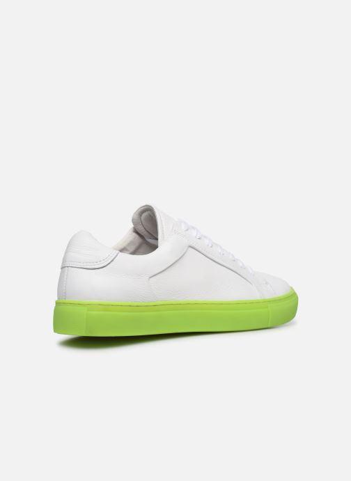 Sneakers Mr SARENZA Notini Bianco immagine frontale