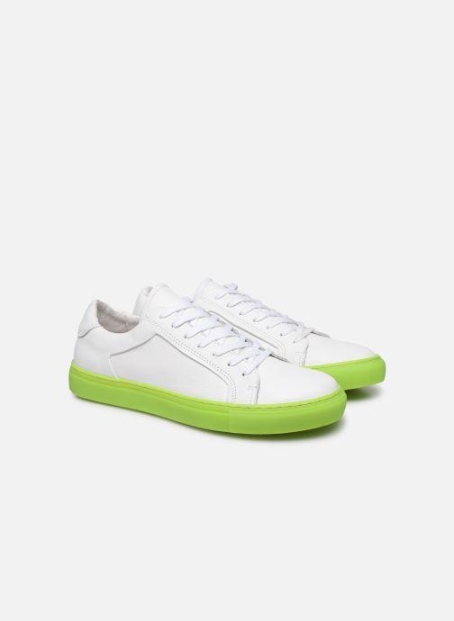 Sneakers Mr SARENZA Notini Bianco immagine posteriore