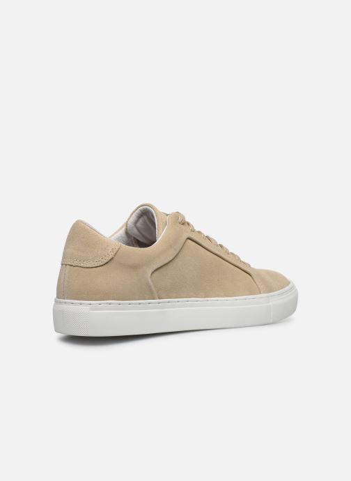 Sneakers Mr SARENZA Notini Beige immagine frontale