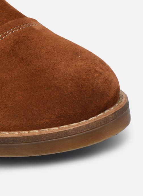 Boots en enkellaarsjes Mr SARENZA Numeria Bruin links