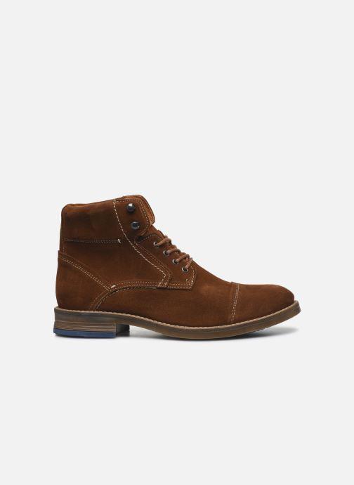 Boots en enkellaarsjes Mr SARENZA Numeria Bruin detail