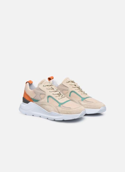 Sneakers Mr SARENZA Neera Beige achterkant
