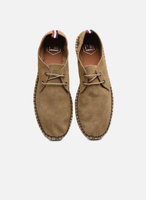 Espadrillos Mr SARENZA Napaja Beige se skoene på