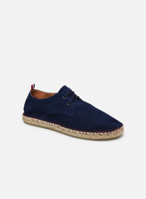 Espadrilles Mr SARENZA Napaja Blue view from the right