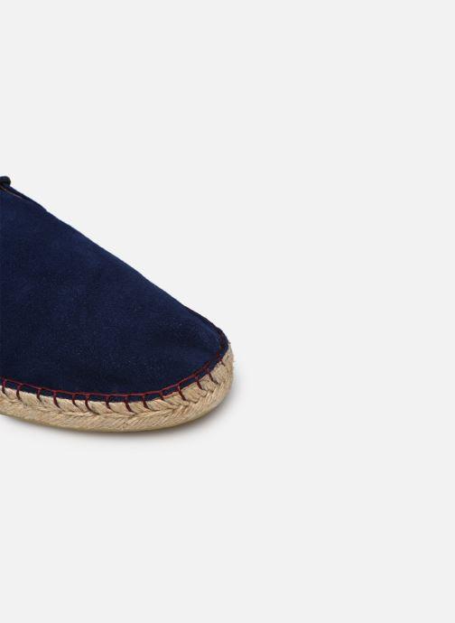 Scarpe di corda Mr SARENZA Napaja Azzurro immagine sinistra