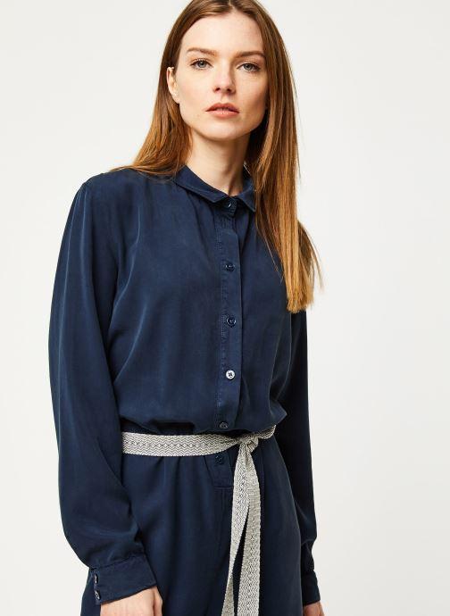 Vêtements Harris Wilson Combinaison DRYSTINE Bleu vue face