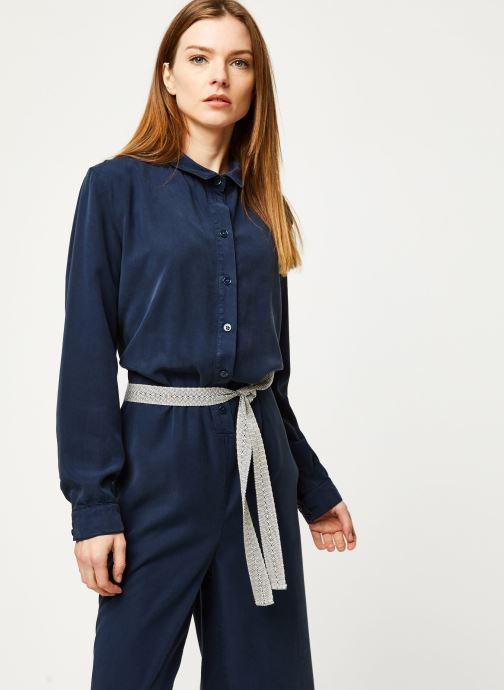 Vêtements Harris Wilson Combinaison DRYSTINE Bleu vue droite