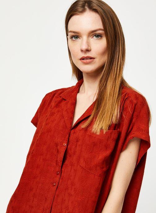 Vêtements Harris Wilson Blouse DINAIS Rouge vue face