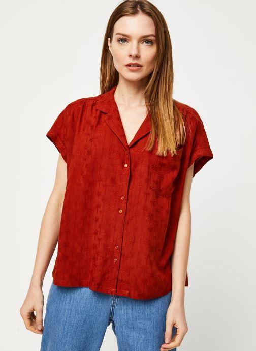 Vêtements Harris Wilson Blouse DINAIS Rouge vue droite