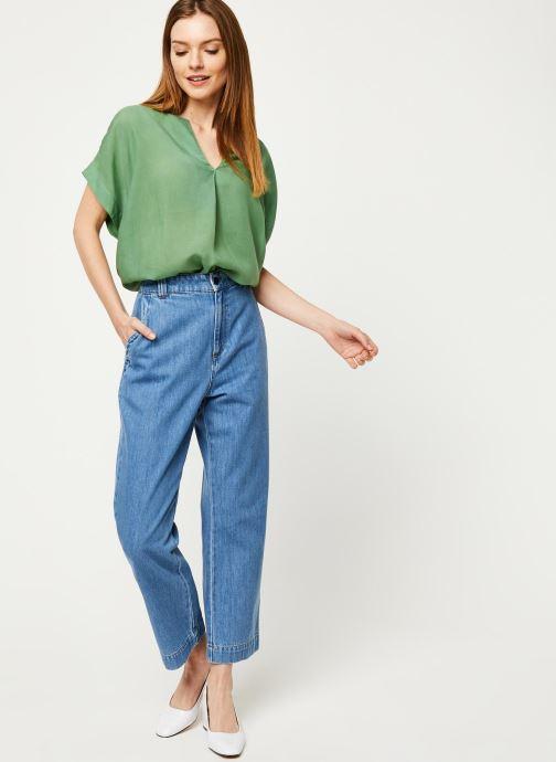 Vêtements Harris Wilson Top DAMIS Vert vue bas / vue portée sac