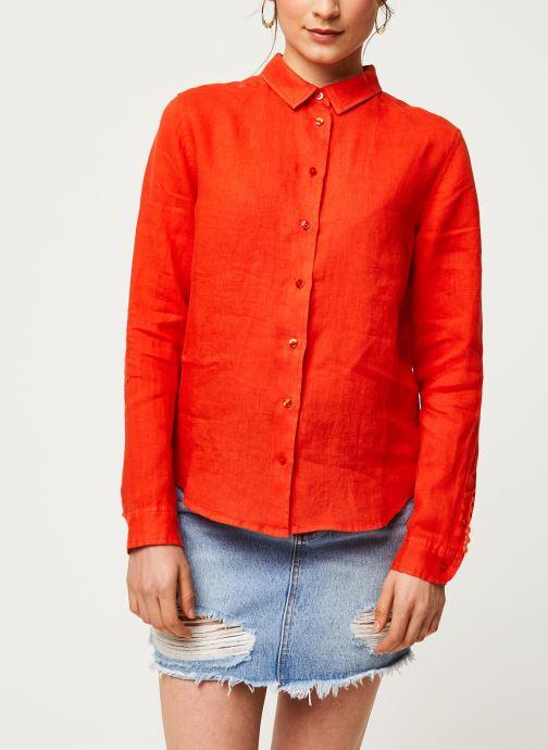 Vêtements Harris Wilson Chemise DORA Orange vue droite