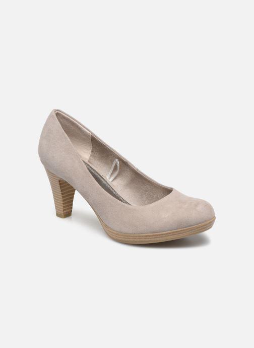 Zapatos de tacón Marco Tozzi MEMA Beige vista de detalle / par