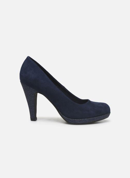 Zapatos de tacón Marco Tozzi MEYLIS Azul vistra trasera