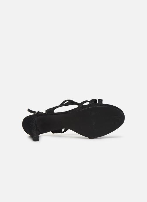 Sandali e scarpe aperte Marco Tozzi MARYLA Nero immagine dall'alto