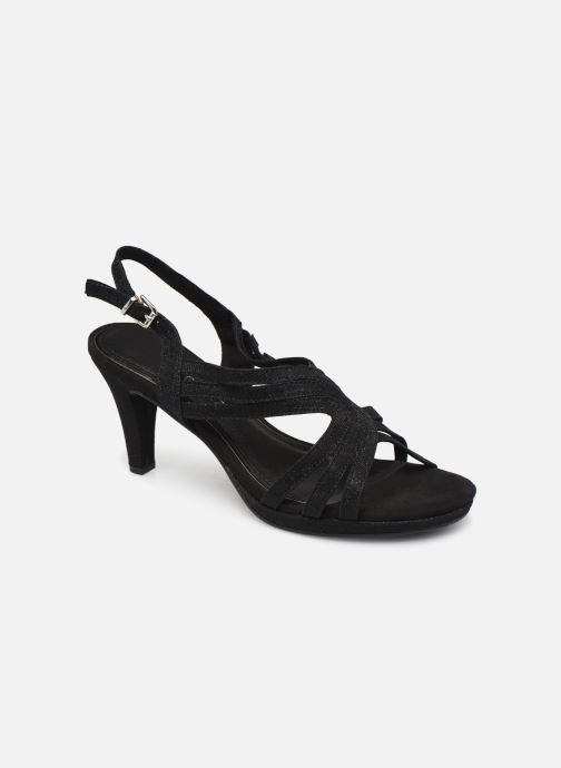 Sandali e scarpe aperte Marco Tozzi MARYLA Nero vedi dettaglio/paio