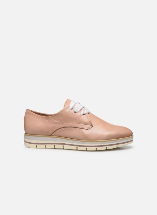 Chaussures à lacets Marco Tozzi MIARO Rose vue derrière