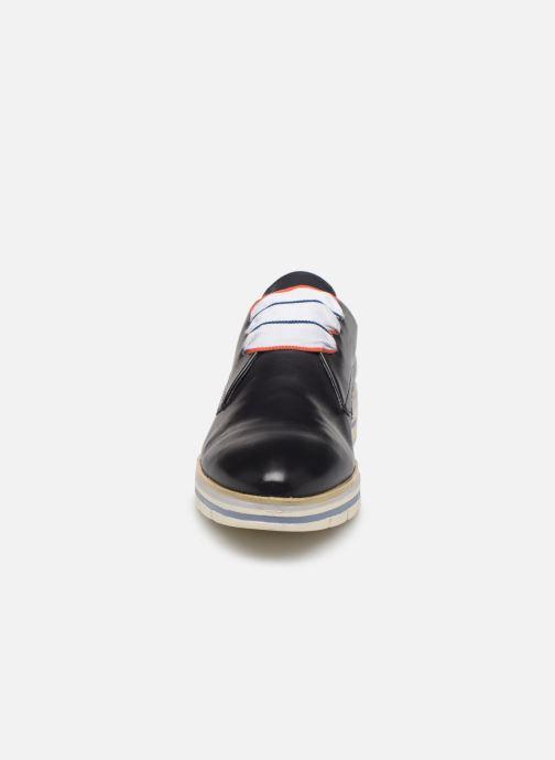 Chaussures à lacets Marco Tozzi MIARO Bleu vue portées chaussures