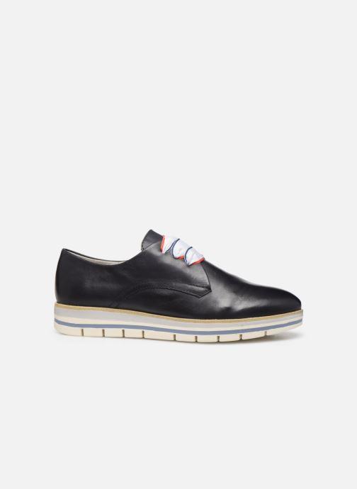 Chaussures à lacets Marco Tozzi MIARO Bleu vue derrière