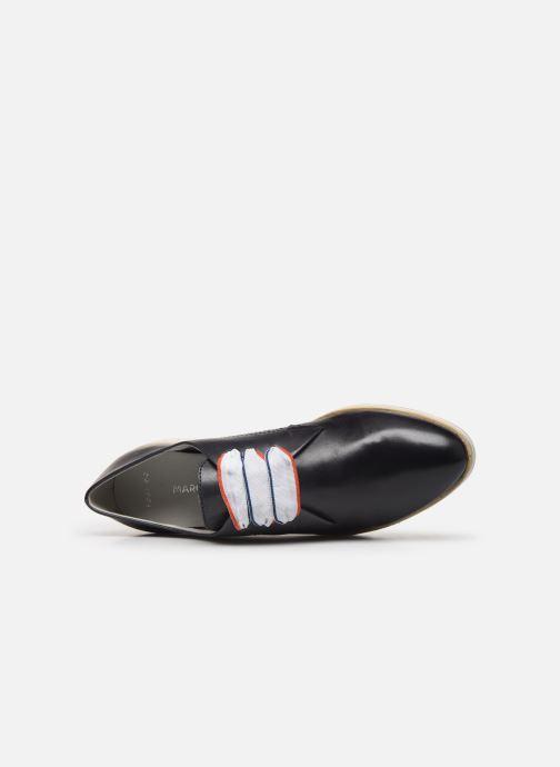 Chaussures à lacets Marco Tozzi MIARO Bleu vue gauche