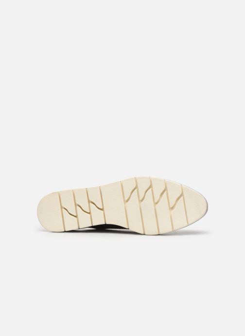 Chaussures à lacets Marco Tozzi MIARO Bleu vue haut