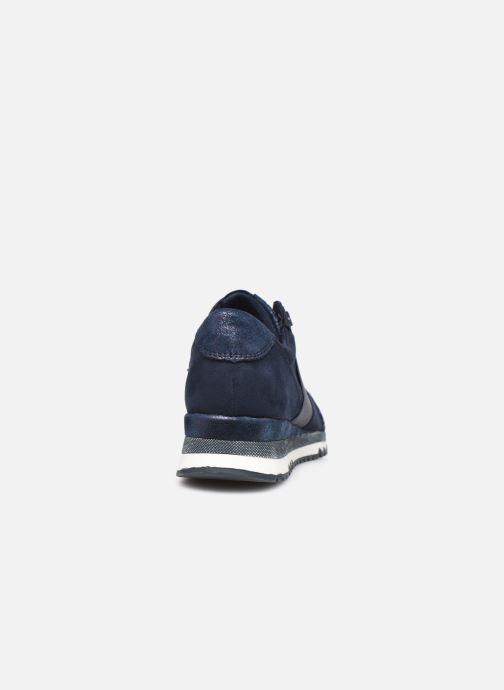 Sneakers Marco Tozzi MOEZ Blauw rechts
