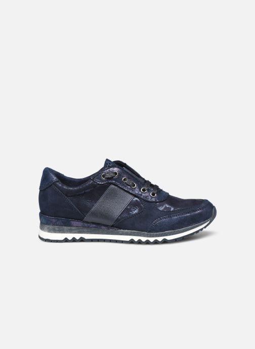 Sneakers Marco Tozzi MOEZ Blauw achterkant