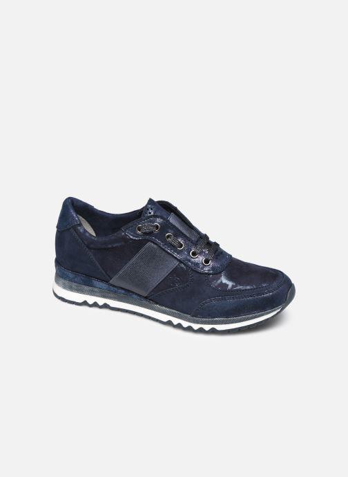 Sneakers Marco Tozzi MOEZ Blauw detail