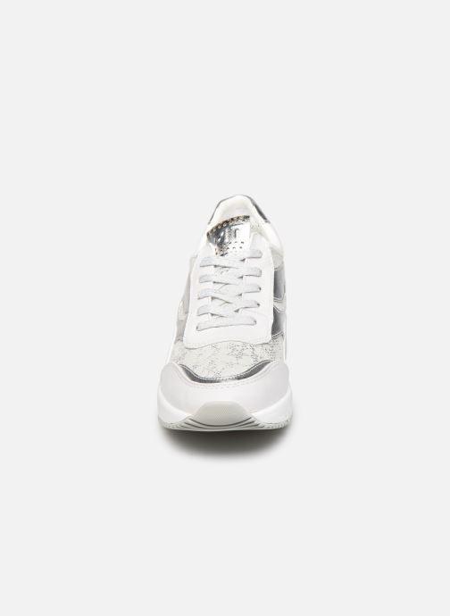 Baskets Marco Tozzi MOYA Blanc vue portées chaussures