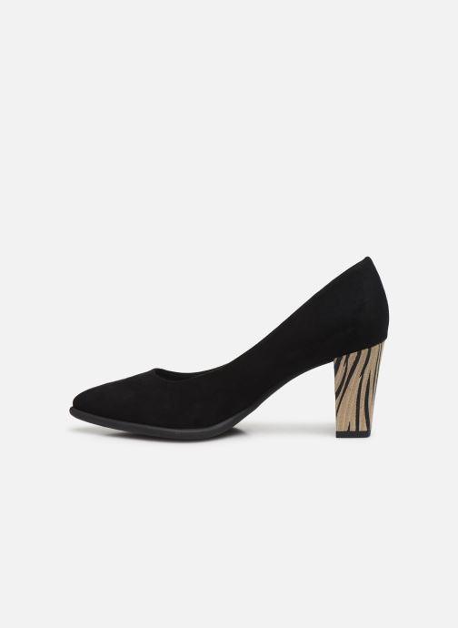 Zapatos de tacón Marco Tozzi MELI Negro vista de frente