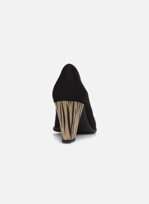 Zapatos de tacón Marco Tozzi MELI Negro vista lateral derecha