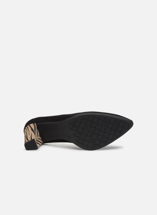 Zapatos de tacón Marco Tozzi MELI Negro vista de arriba