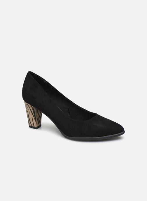 Zapatos de tacón Marco Tozzi MELI Negro vista de detalle / par