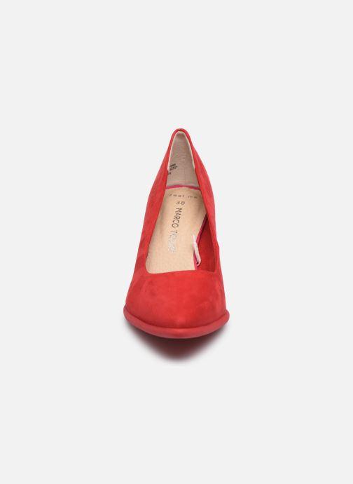 Escarpins Marco Tozzi MELI Rouge vue portées chaussures