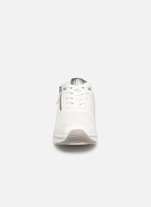 Baskets Marco Tozzi MOHA Blanc vue portées chaussures