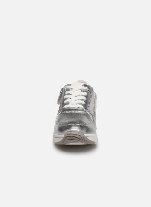 Sneakers Marco Tozzi MOHA Zilver model