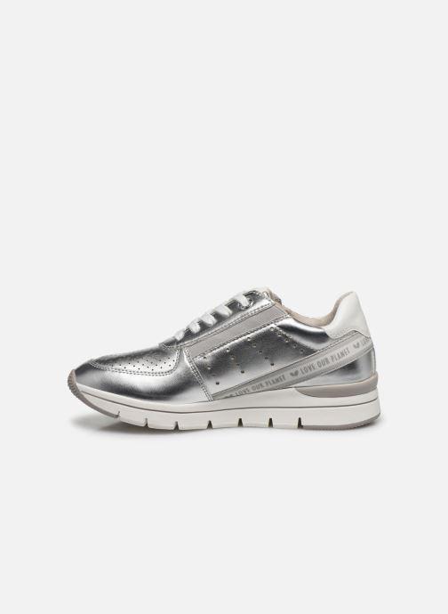 Sneakers Marco Tozzi MOHA Zilver voorkant