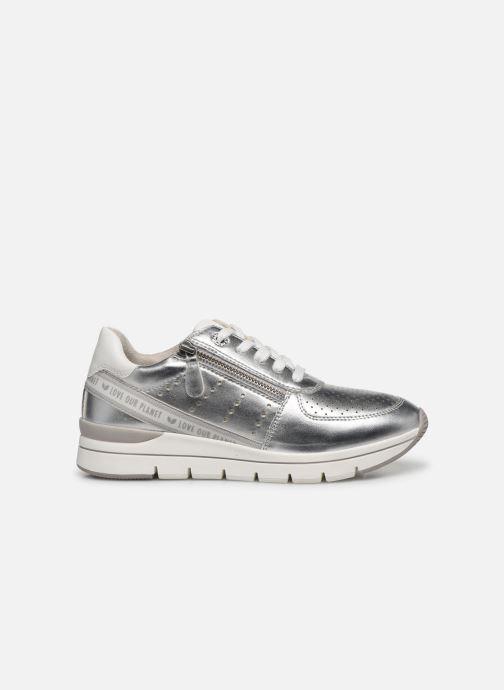 Sneakers Marco Tozzi MOHA Zilver achterkant