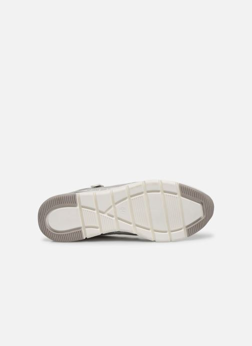 Sneakers Marco Tozzi MOHA Zilver boven