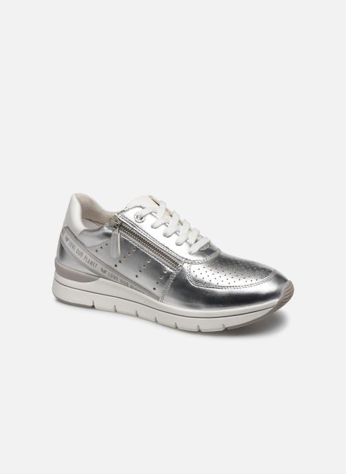 Sneakers Marco Tozzi MOHA Zilver detail