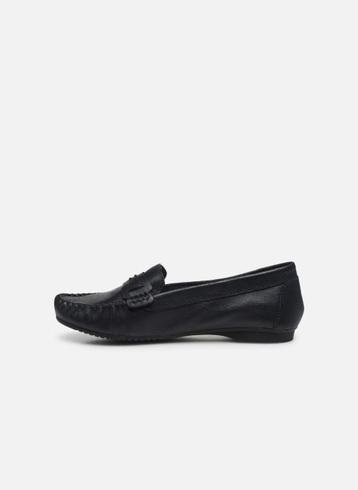 Loafers Marco Tozzi MYRIS Blue front view